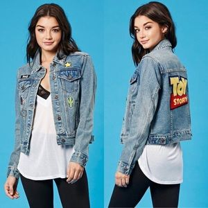Toy Story Denim Jacket